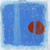 oil pastel on paper 25x25 cm